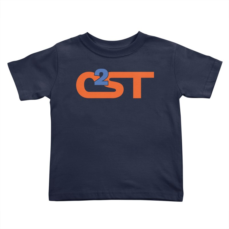 C2ST Classic Kids Toddler T-Shirt by C²ST