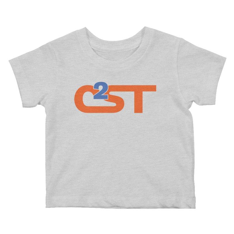 C2ST Classic Kids Baby T-Shirt by C2ST's Artist Shop