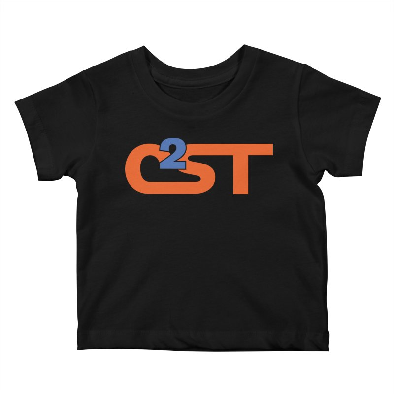 C2ST Classic Kids Baby T-Shirt by C²ST