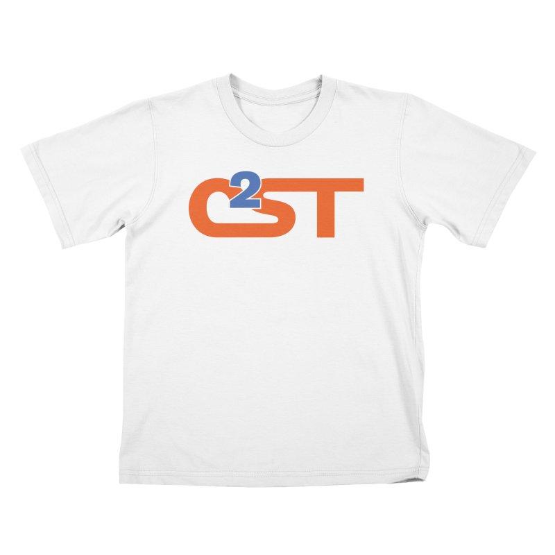 C2ST Classic Kids T-Shirt by C2ST's Artist Shop