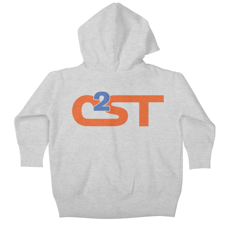 C2ST Classic Kids Baby Zip-Up Hoody by C2ST's Artist Shop