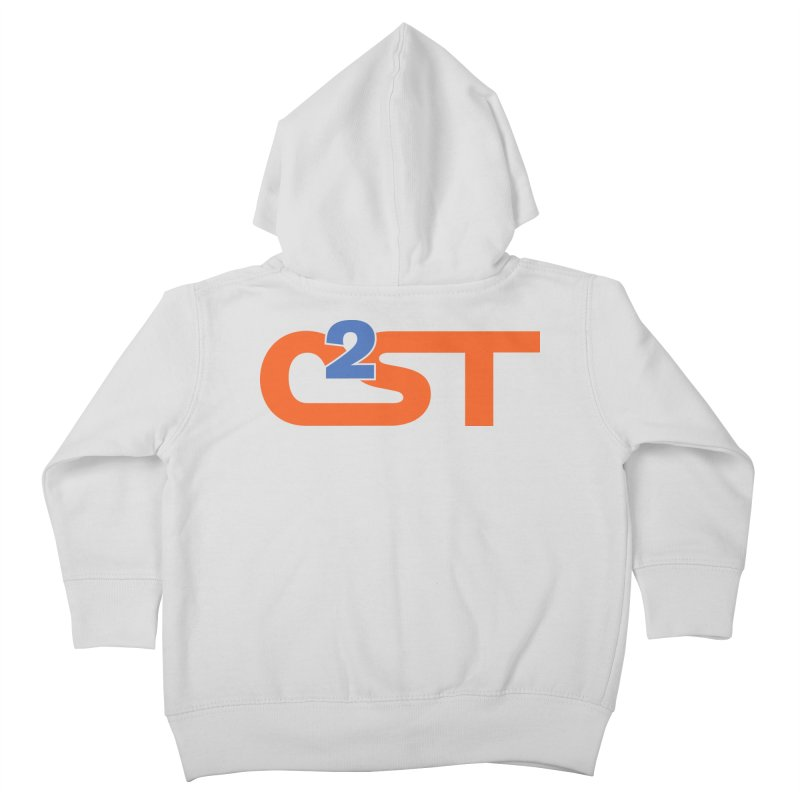 C2ST Classic Kids Toddler Zip-Up Hoody by C2ST's Artist Shop