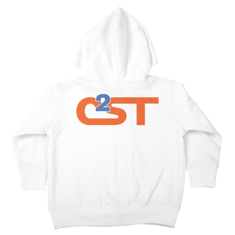 C2ST Classic Kids Toddler Zip-Up Hoody by C²ST
