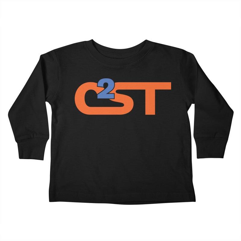 C2ST Classic Kids Toddler Longsleeve T-Shirt by C²ST