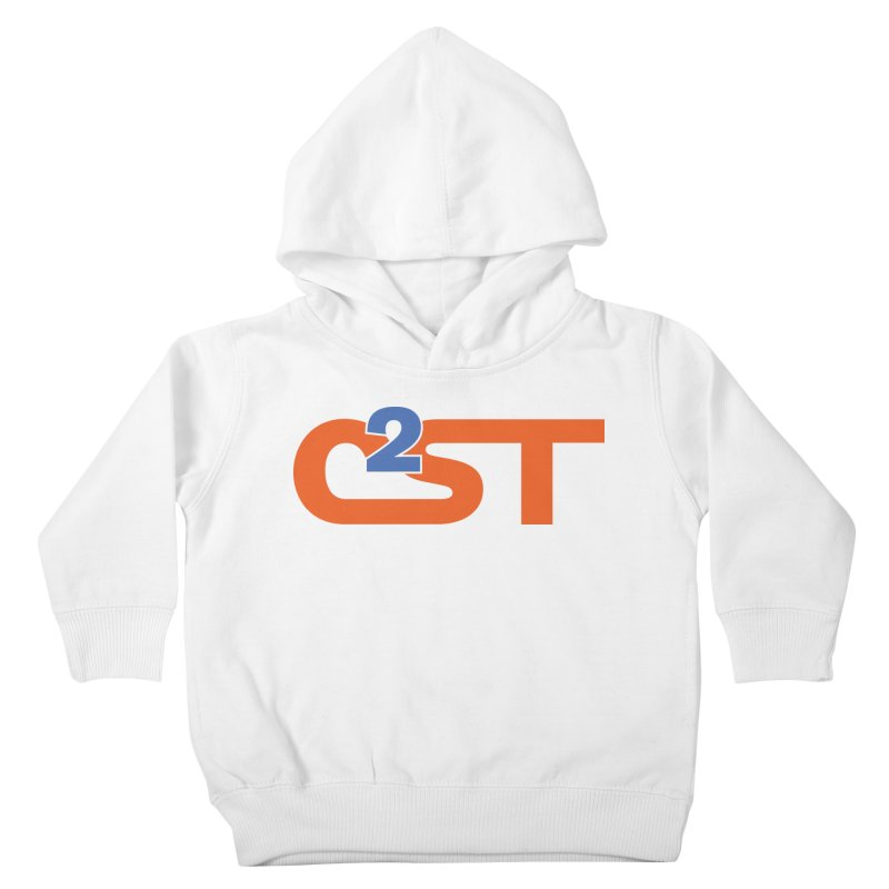 C2ST Classic Kids Toddler Pullover Hoody by C²ST