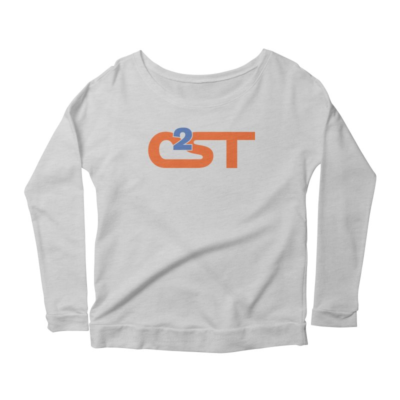 C2ST Classic Women's Scoop Neck Longsleeve T-Shirt by C2ST's Artist Shop
