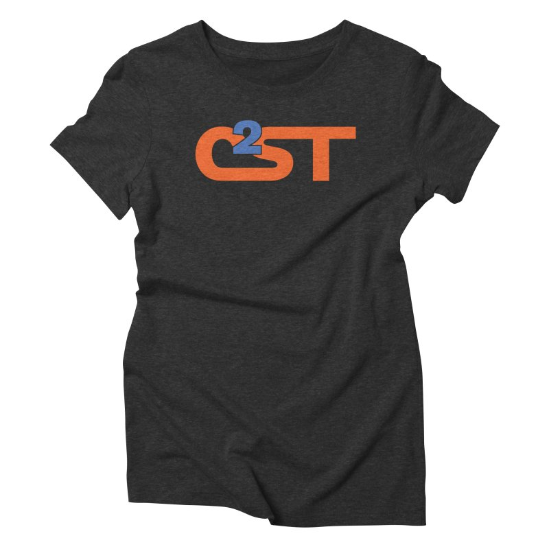 C2ST Classic Women's Triblend T-Shirt by C²ST