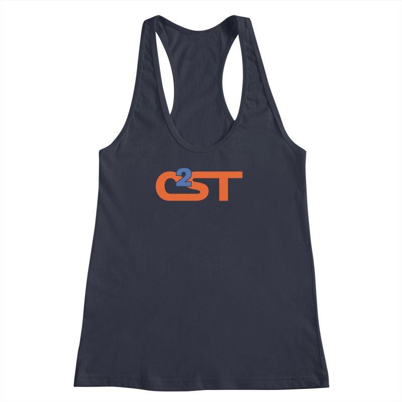 C2ST Classic Women's Racerback Tank by C2ST's Artist Shop