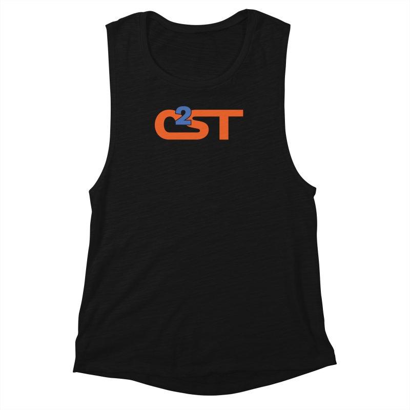 C2ST Classic Women's Muscle Tank by C2ST's Artist Shop