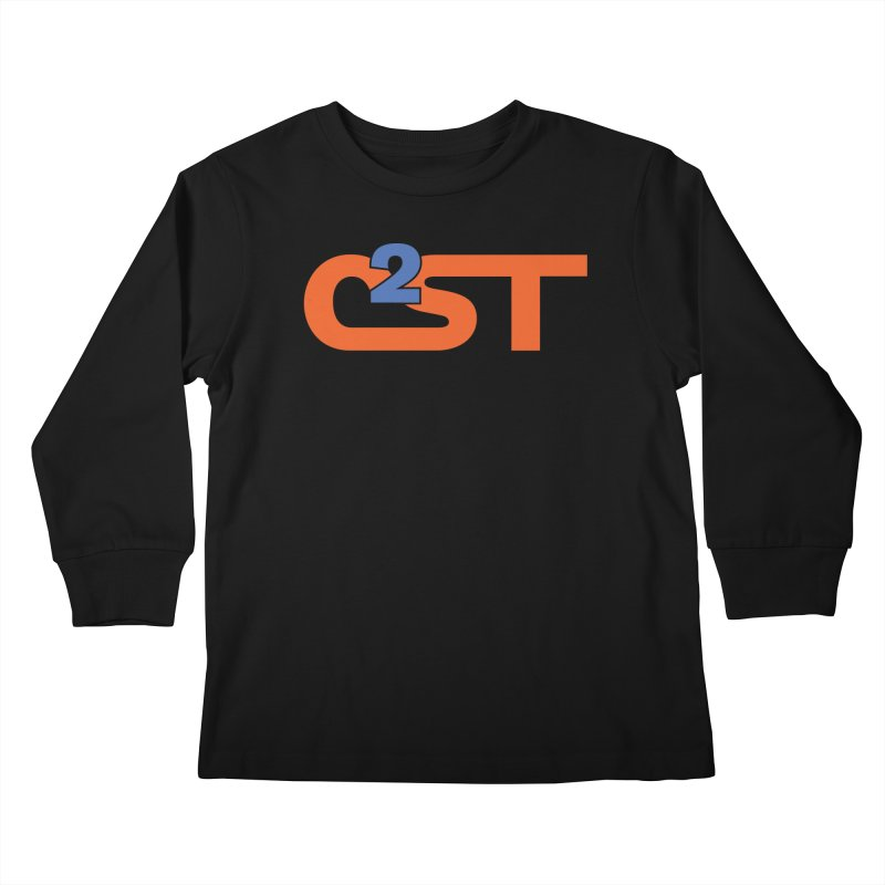 C2ST Classic Kids Longsleeve T-Shirt by C²ST