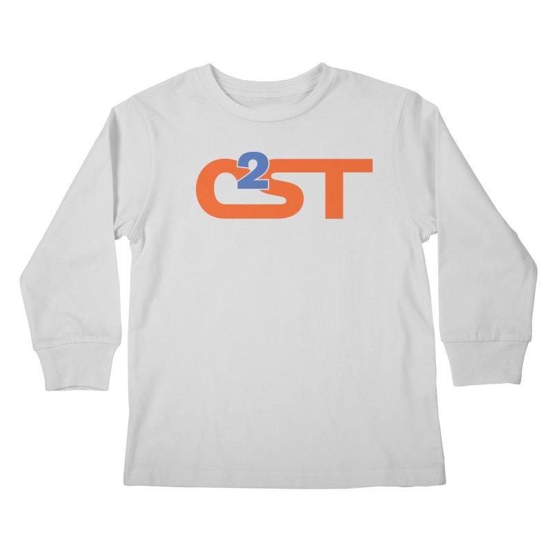 C2ST Classic Kids Longsleeve T-Shirt by C2ST's Artist Shop