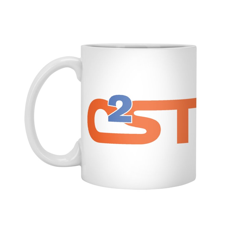 C2ST Classic Accessories Standard Mug by C²ST