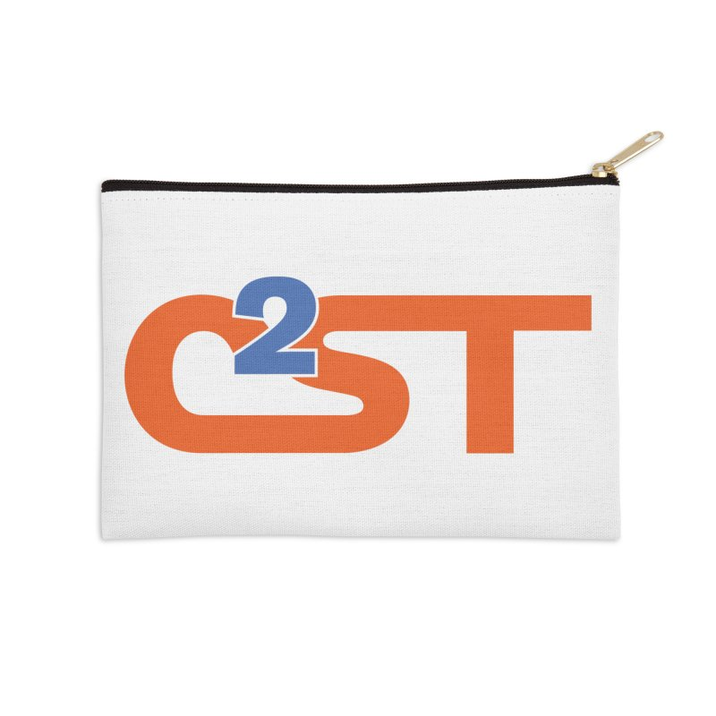C2ST Classic Accessories Zip Pouch by C²ST