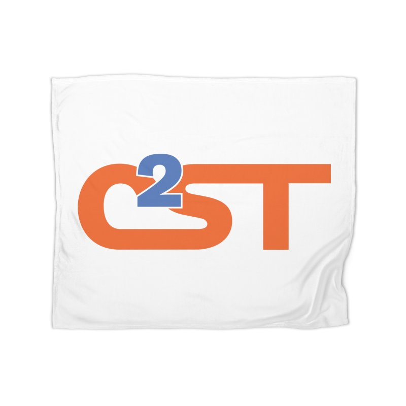 C2ST Classic Home Fleece Blanket Blanket by C²ST