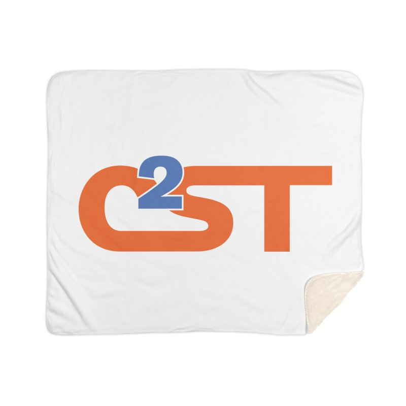 C2ST Classic Home Sherpa Blanket Blanket by C²ST