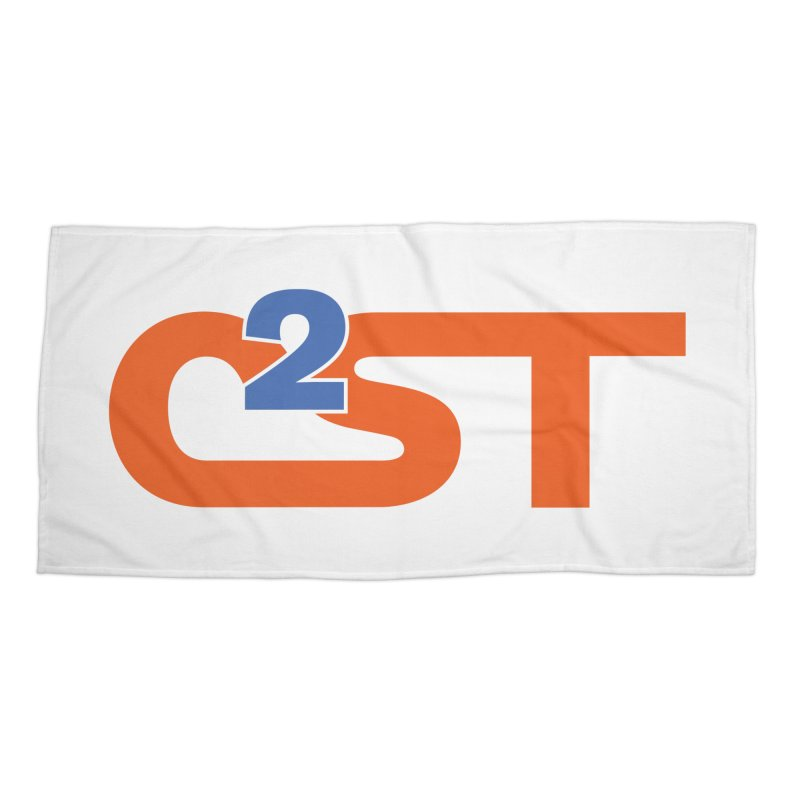 C2ST Classic Accessories Beach Towel by C²ST