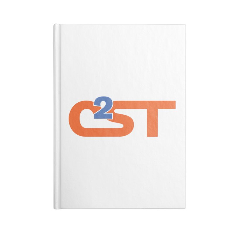 C2ST Classic Accessories Lined Journal Notebook by C²ST