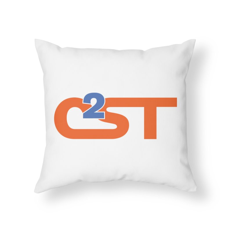 C2ST Classic Home Throw Pillow by C2ST's Artist Shop