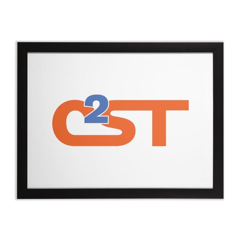C2ST Classic Home Framed Fine Art Print by C²ST