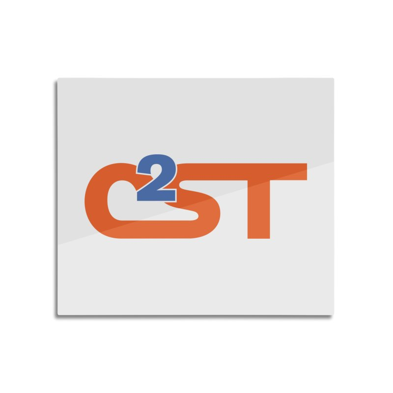 C2ST Classic Home Mounted Aluminum Print by C²ST