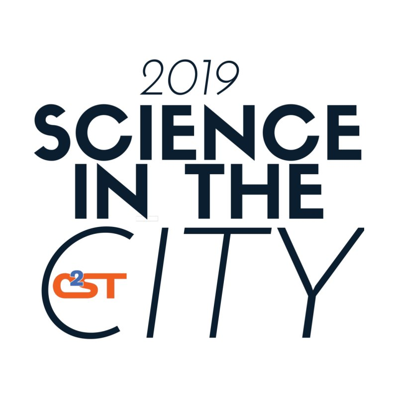 Science in the City Men's T-Shirt by C²ST