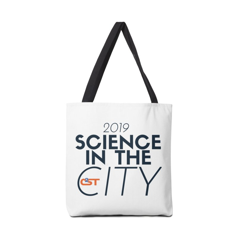 Science in the City Accessories Tote Bag Bag by C²ST