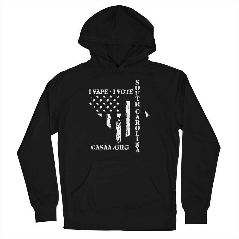 South Carolina Men's French Terry Pullover Hoody by CASAA Store