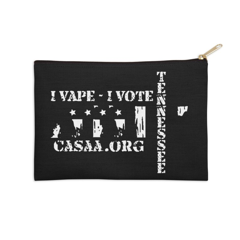 Tennessee Accessories Zip Pouch by CASAA Store