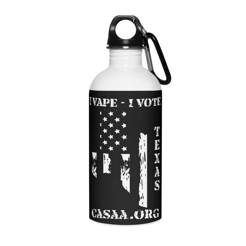 Texas Accessories Water Bottle by CASAA Store