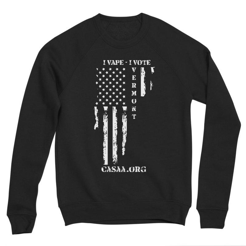 Vermont Women's Sweatshirt by CASAA Store
