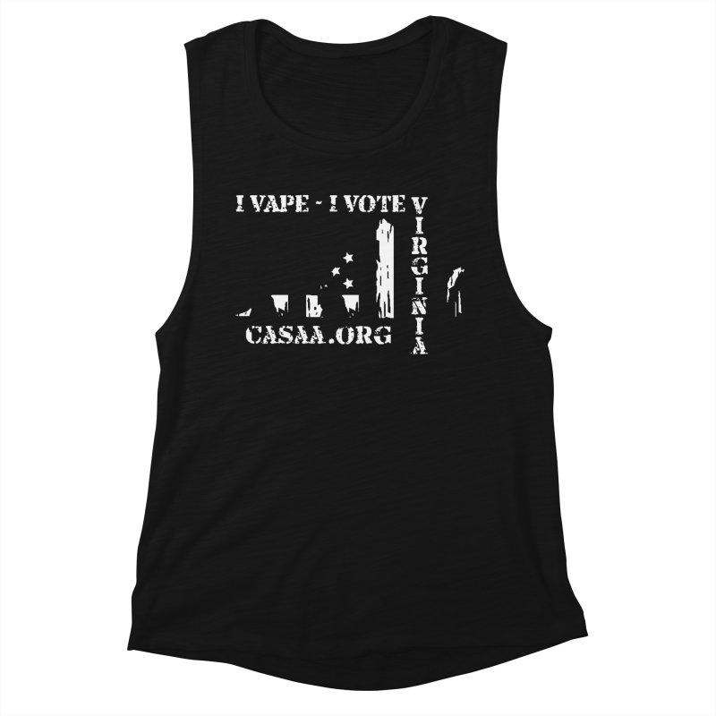 Virginia Women's Tank by CASAA Store