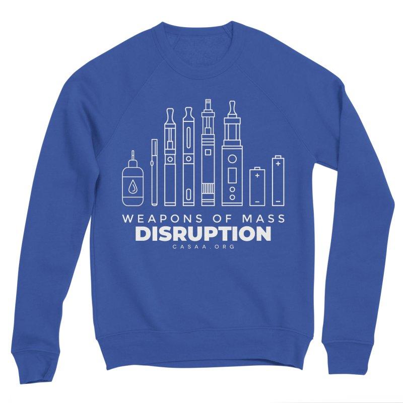 Weapons of Mass Disruption Women's Sweatshirt by CASAA Store