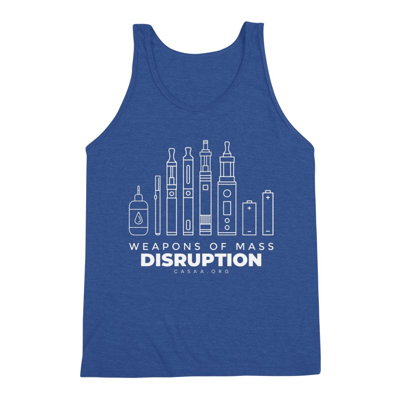 Weapons of Mass Disruption Men's Tank by CASAA Store
