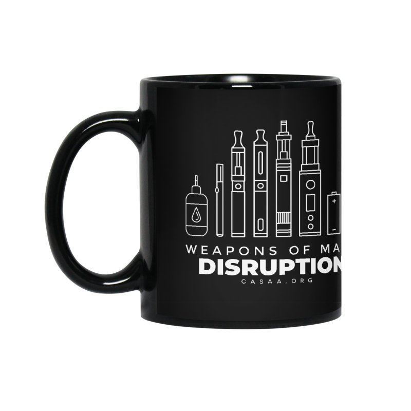 Weapons of Mass Disruption Accessories Mug by CASAA Store