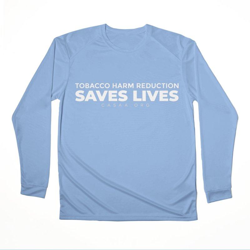 THR Saves Lives Women's Longsleeve T-Shirt by CASAA Store
