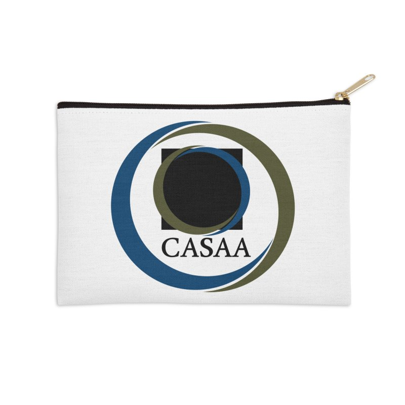CASAA in Zip Pouch by CASAA Store