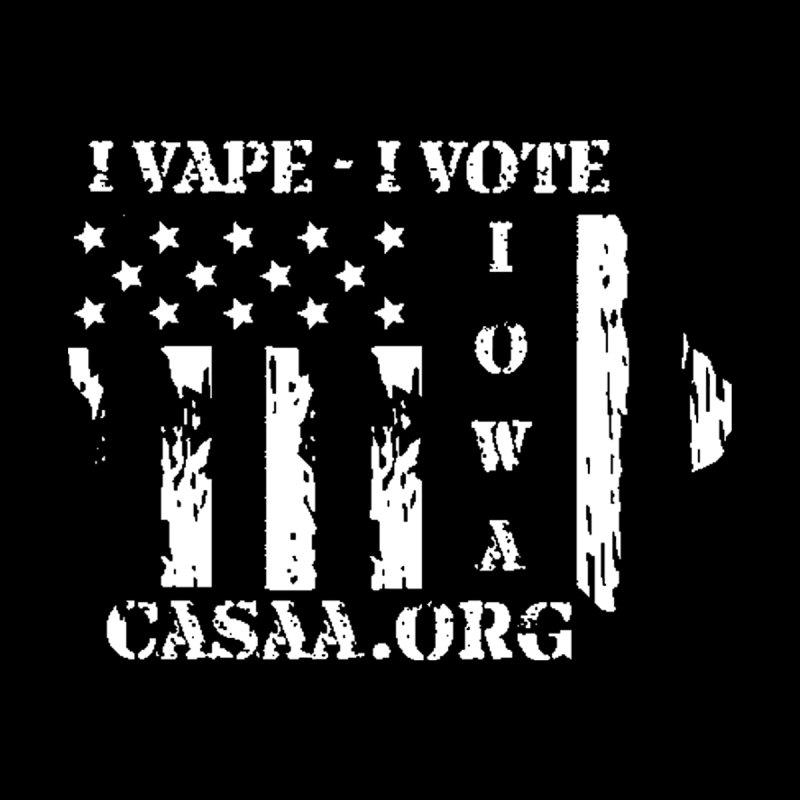 Iowa Men's T-Shirt by CASAA Store