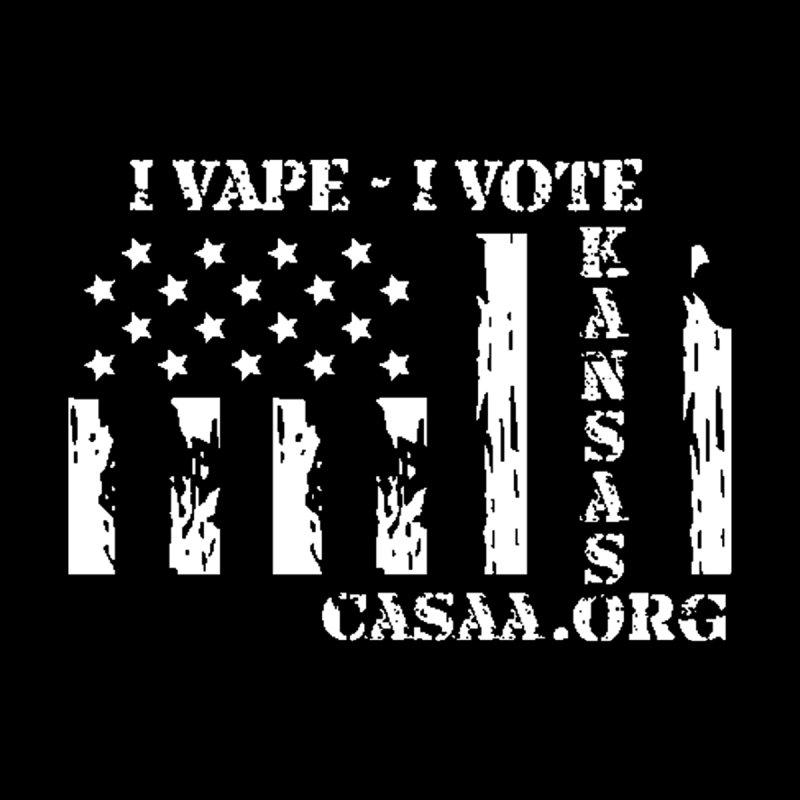 Kansas Men's T-Shirt by CASAA Store