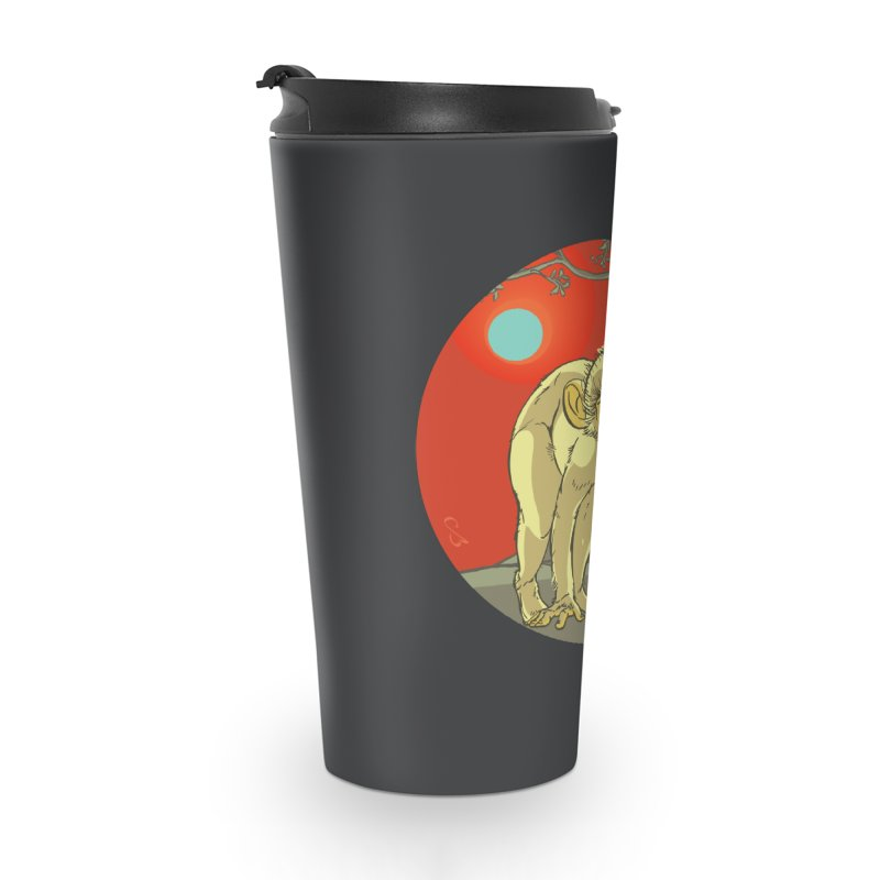 Monkey Zodiac Accessories Mug by CB Design