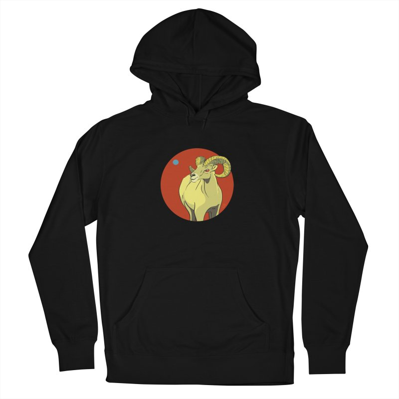 Sheep Zodiac Women's Pullover Hoody by CB Design