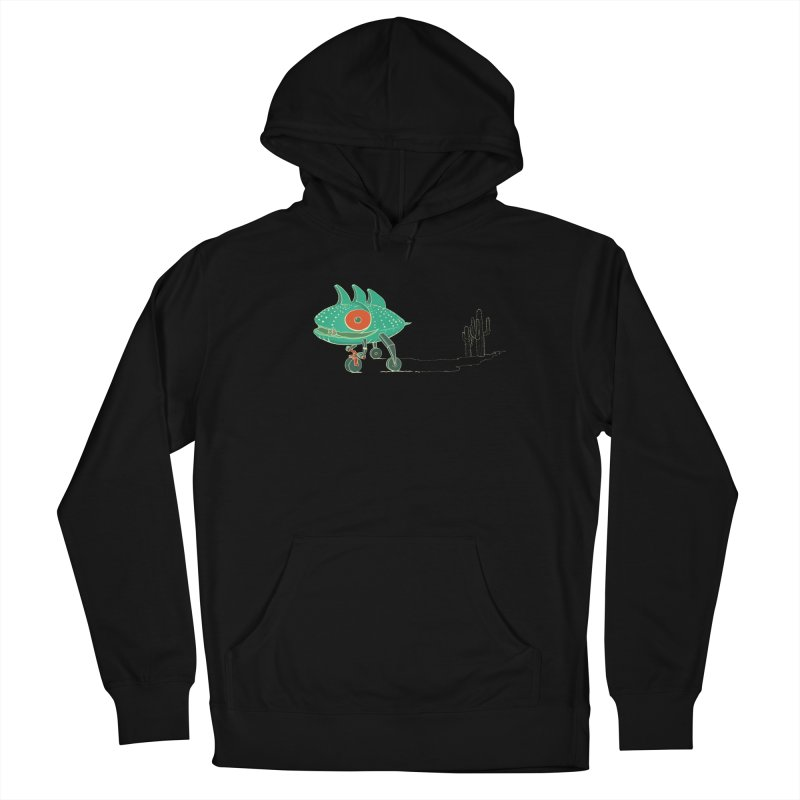 Trig Women's French Terry Pullover Hoody by CB Design