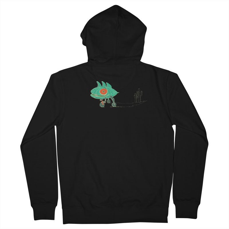 Trig Men's French Terry Zip-Up Hoody by CB Design