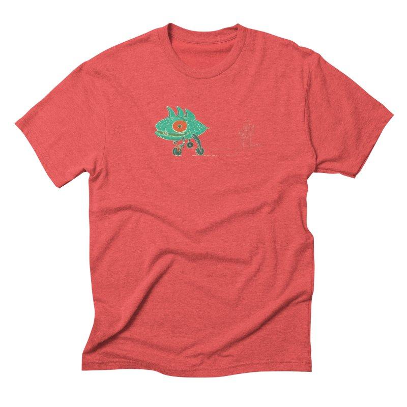 Trig Men's Triblend T-Shirt by CB Design