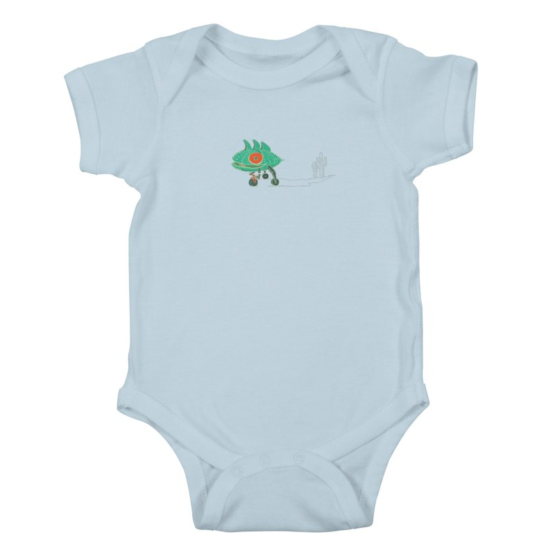 Trig Kids Baby Bodysuit by CB Design