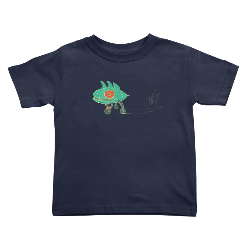 Trig Kids Toddler T-Shirt by CB Design