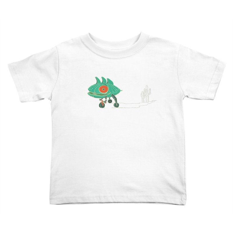 Trig Kids Toddler T-Shirt by CB Design