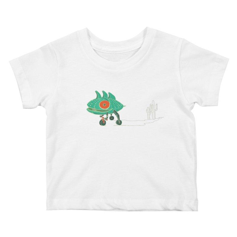 Trig Kids Baby T-Shirt by CB Design