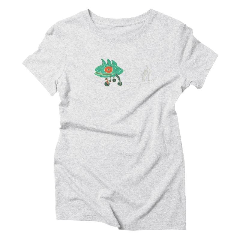 Trig Women's T-Shirt by CB Design