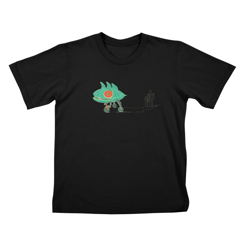 Trig Kids T-Shirt by CB Design