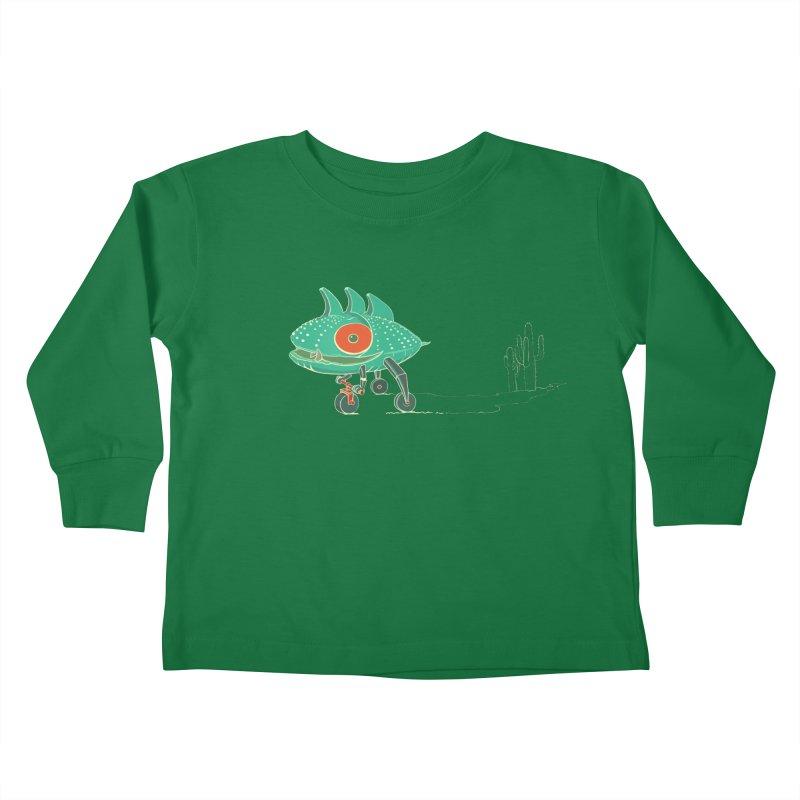 Trig Kids Toddler Longsleeve T-Shirt by CB Design